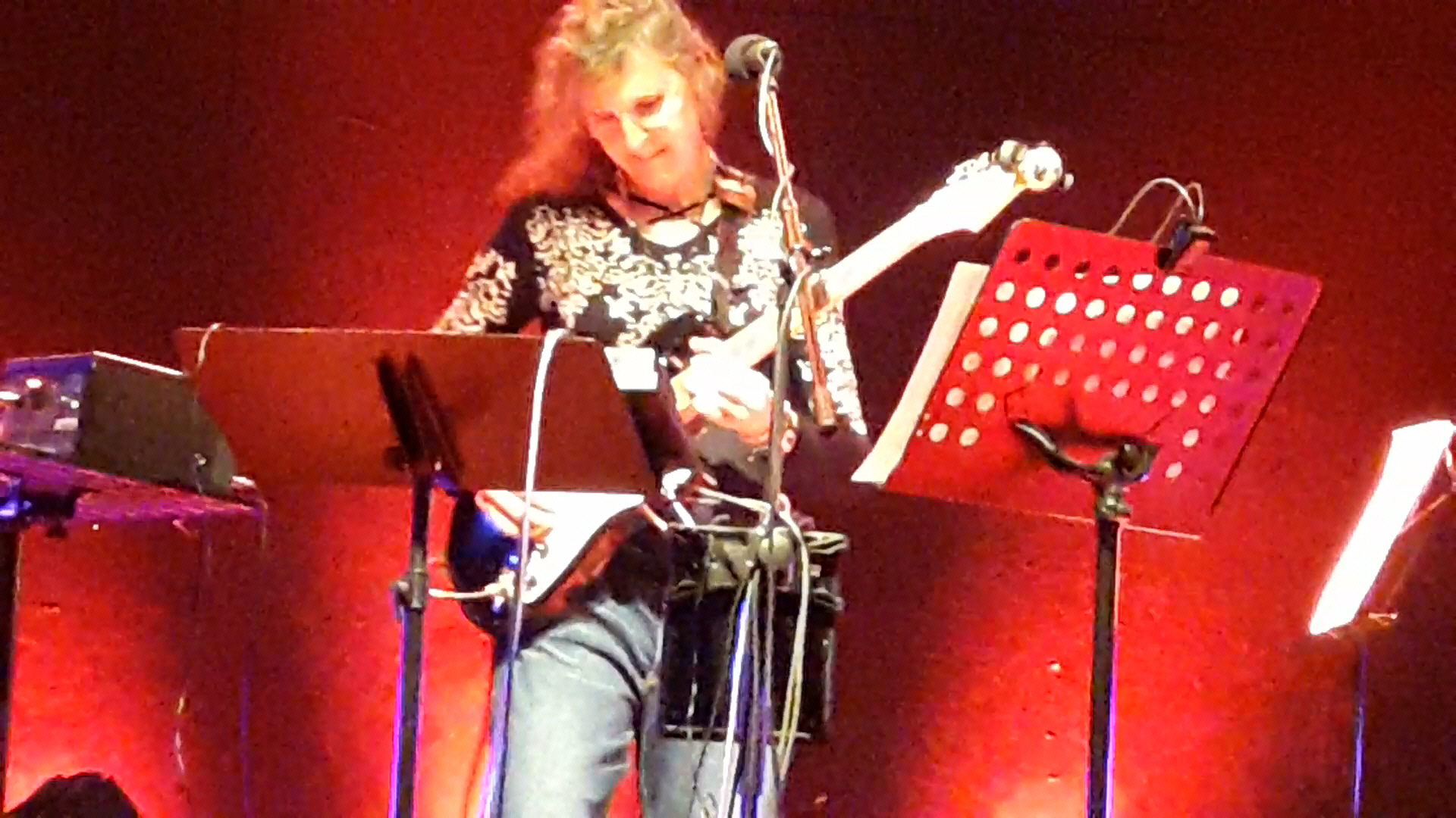 Connie Bryan live at the Custer Beacon